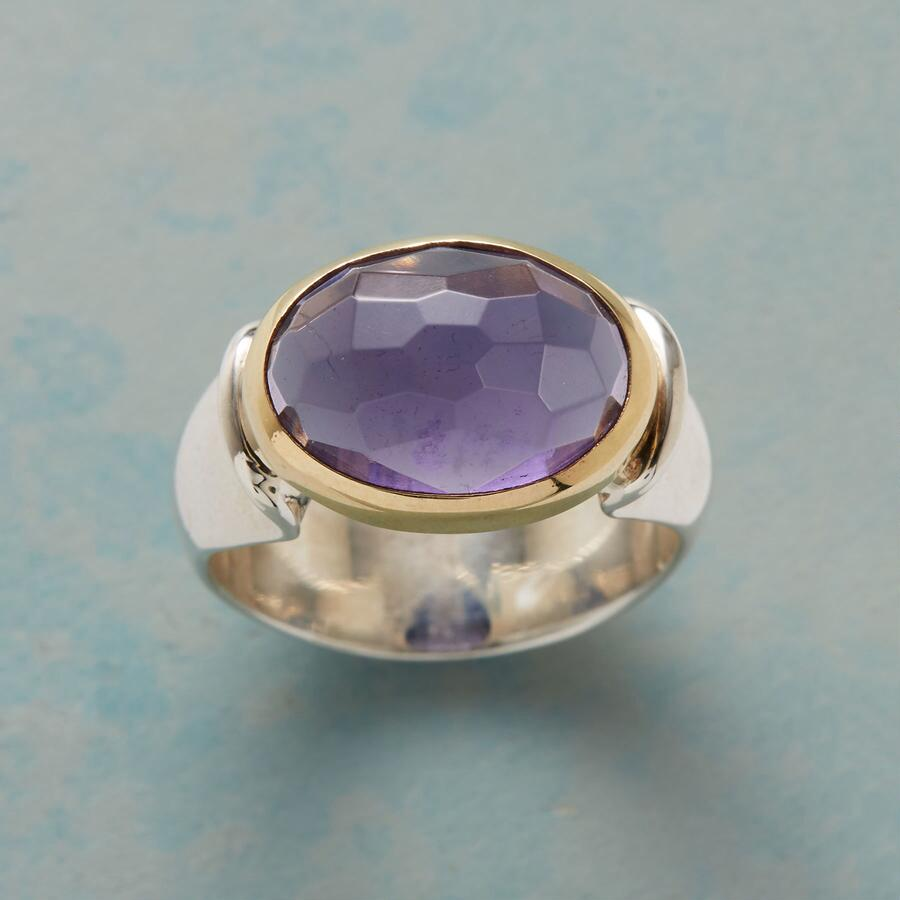PURPLE MOUNTAINS MAJESTY RING