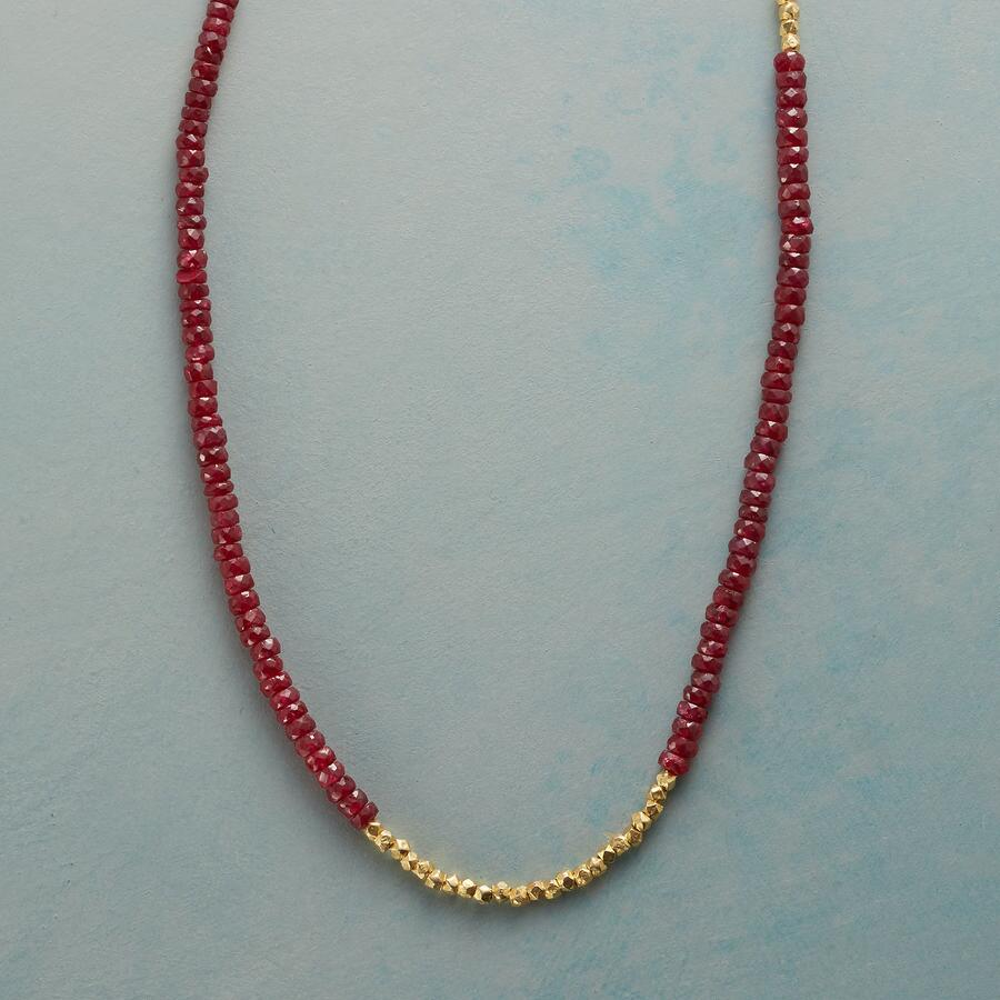 ROAD TO RICHES NECKLACE