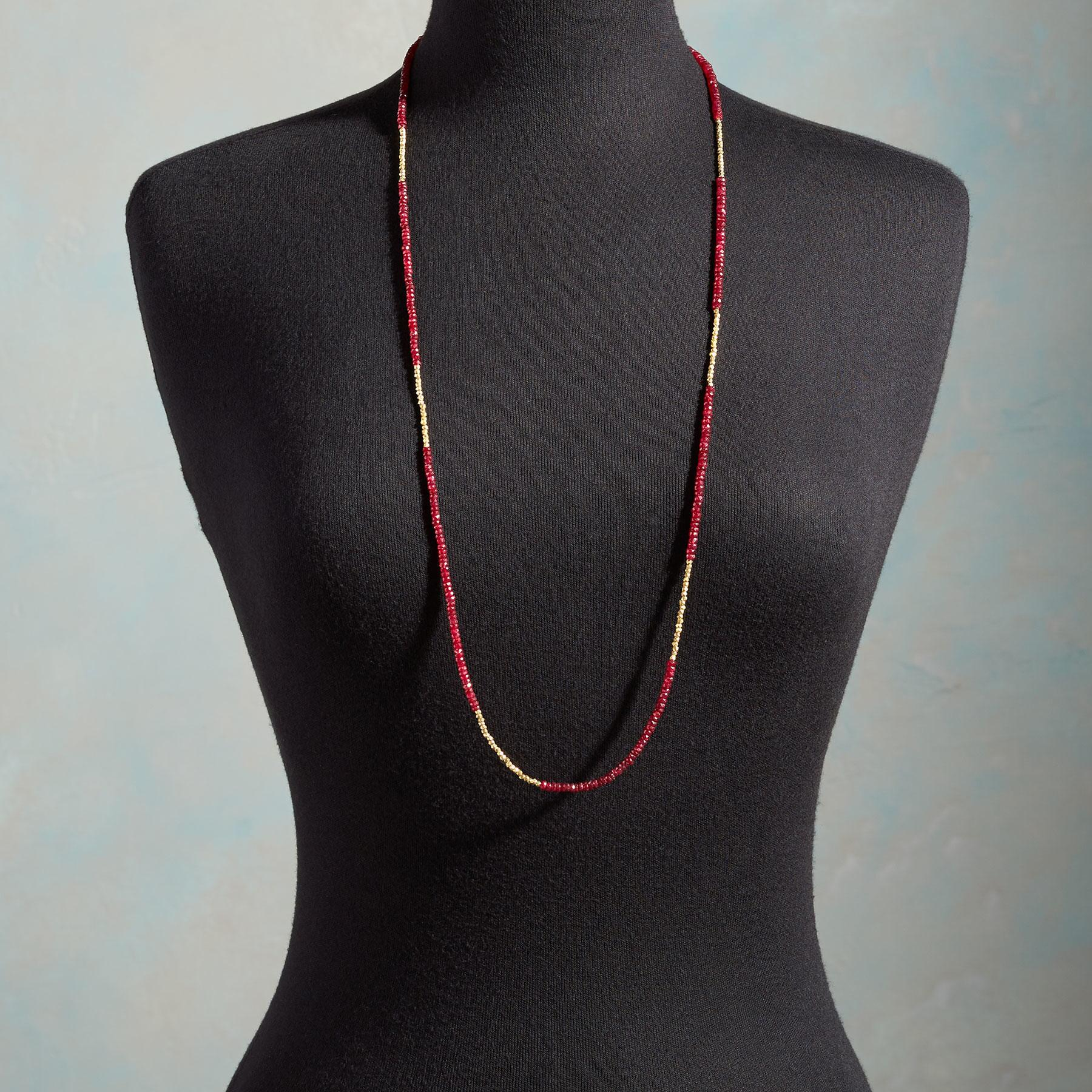 ROAD TO RICHES NECKLACE: View 4