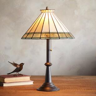 LEAVES OF GRASS TABLE LAMP