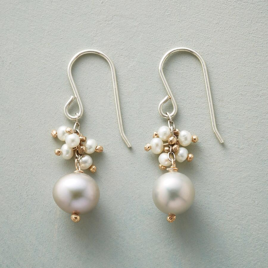 PEARLY PLANET EARRINGS