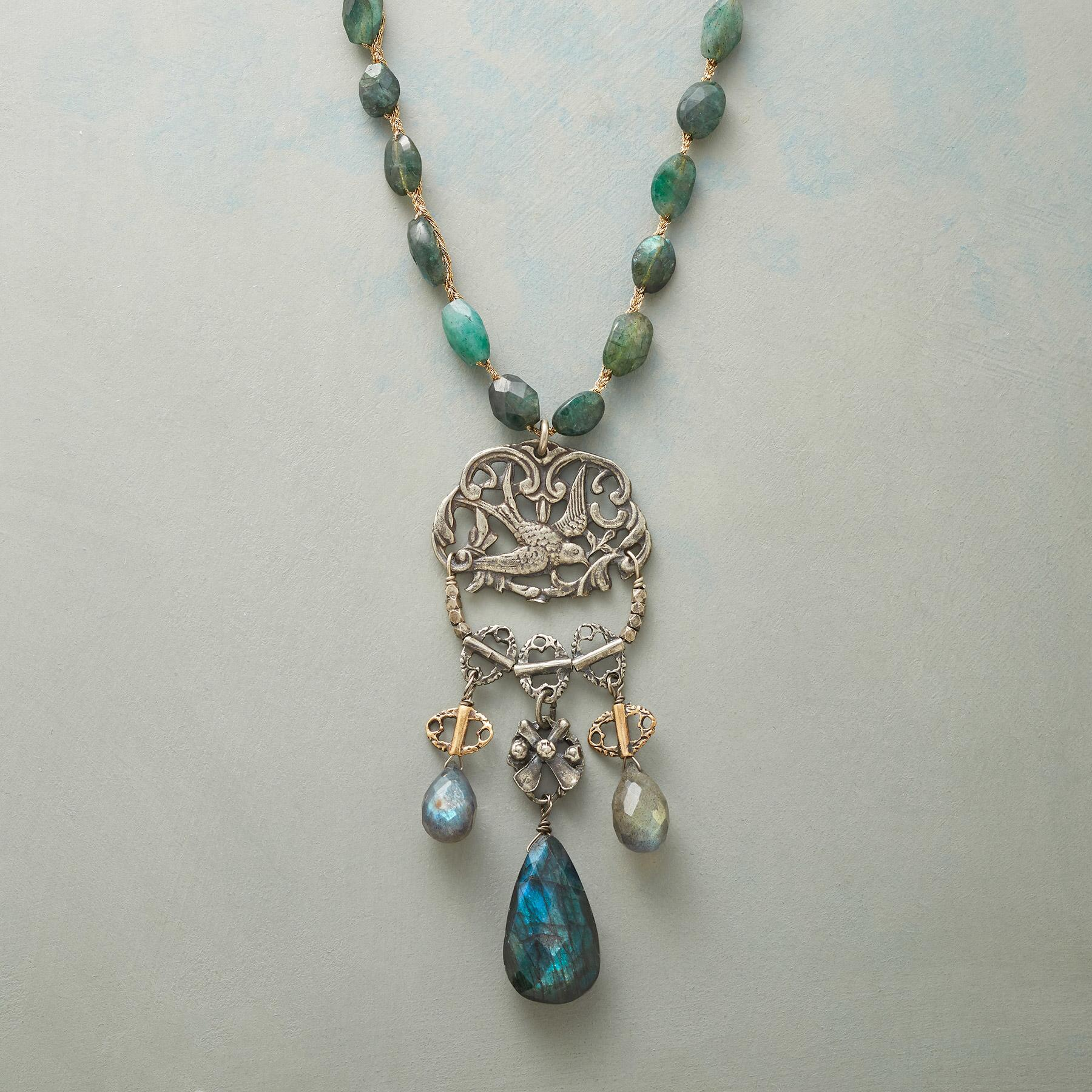 GREENSLEEVES NECKLACE: View 1