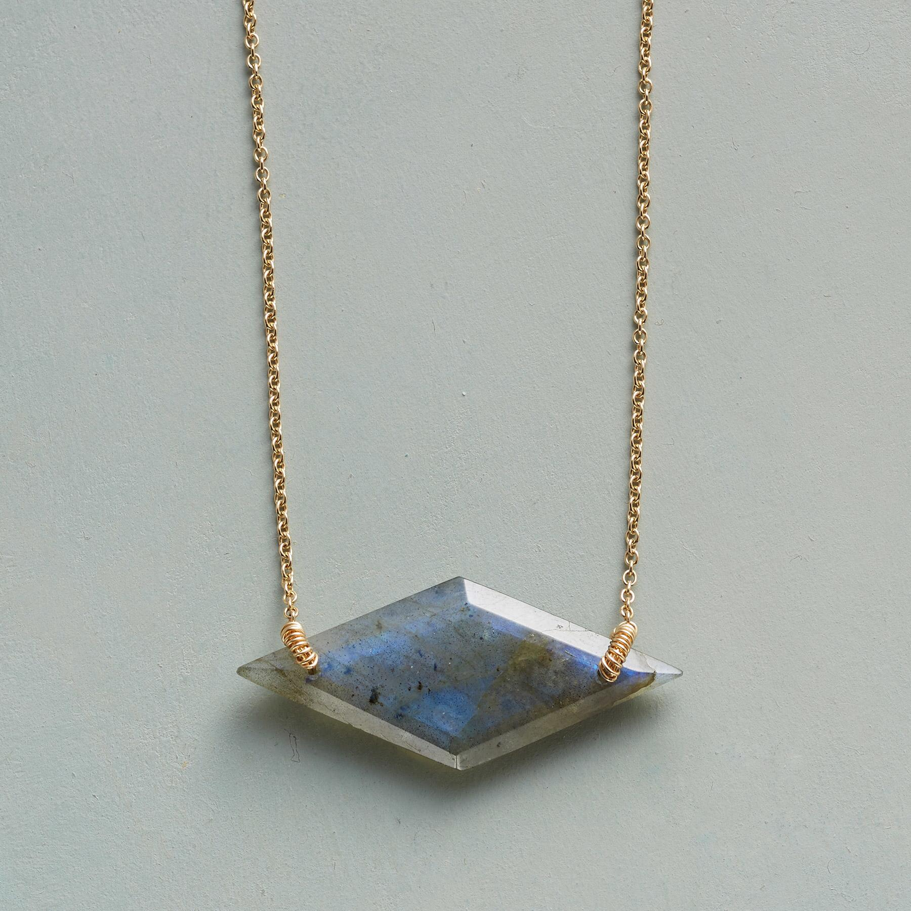 PERFECTLY POISED NECKLACE: View 1