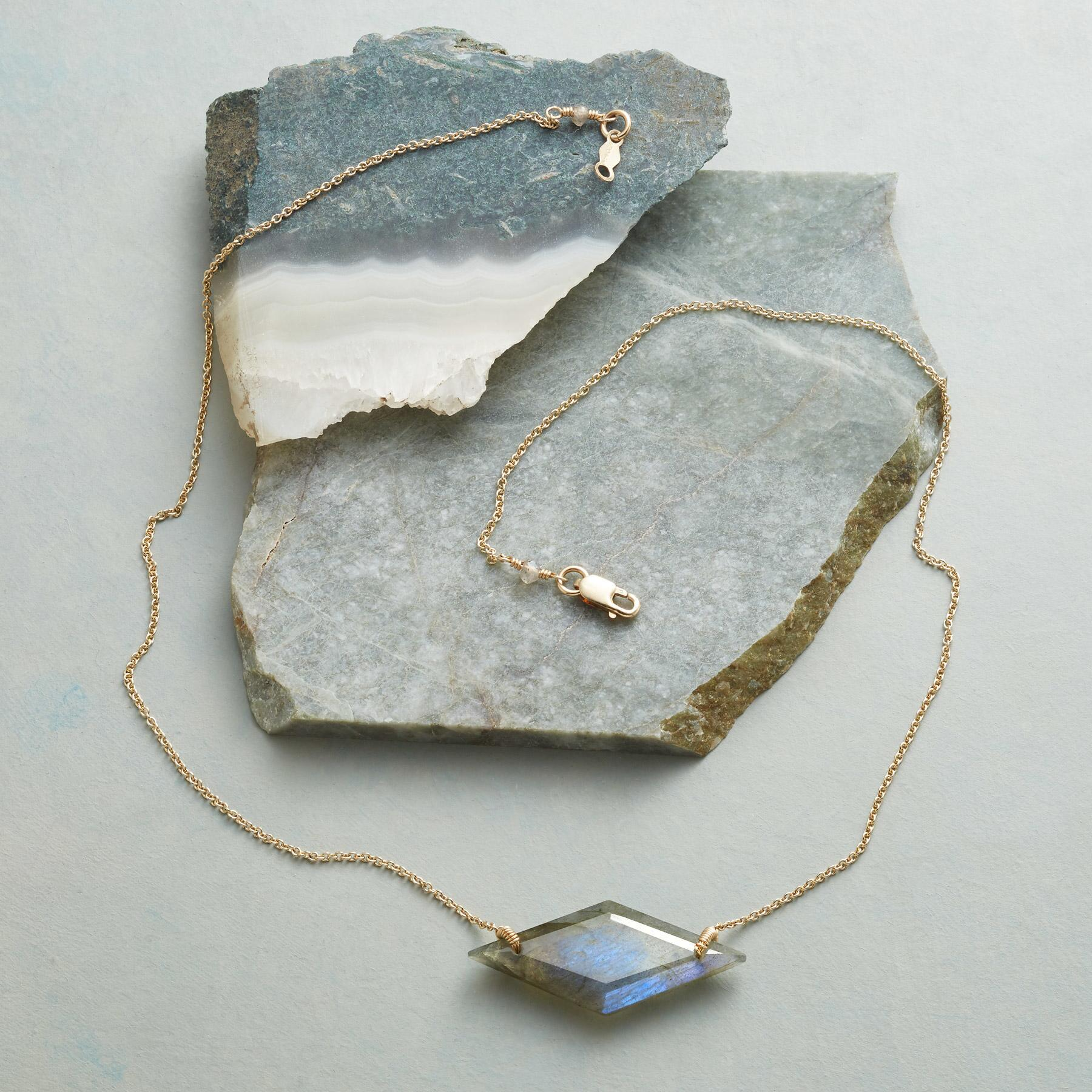 PERFECTLY POISED NECKLACE: View 2