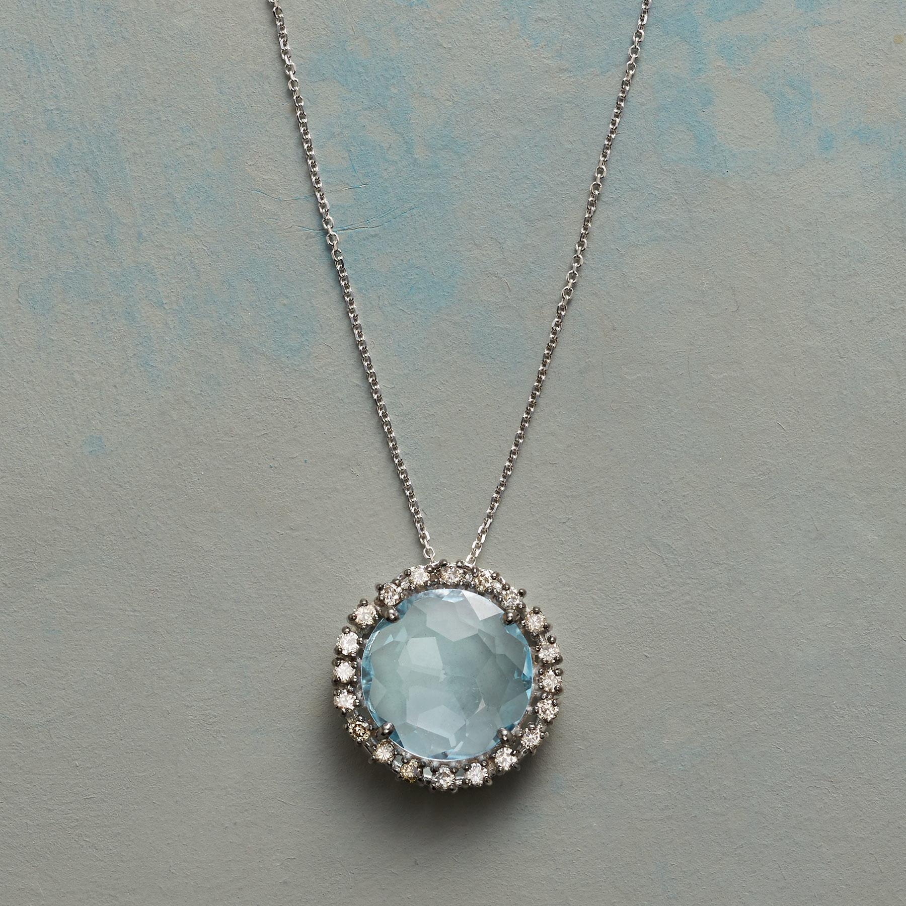 ICE FOLLY NECKLACE: View 1
