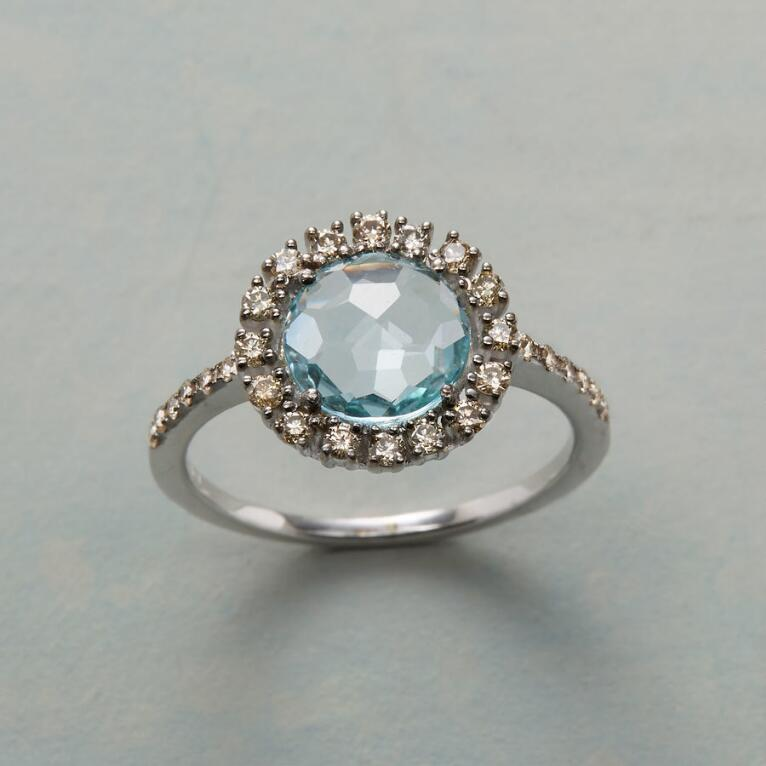 ICE FOLLIES RING