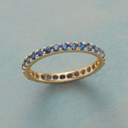 SAPPHIRE INFINITELY YOURS RING