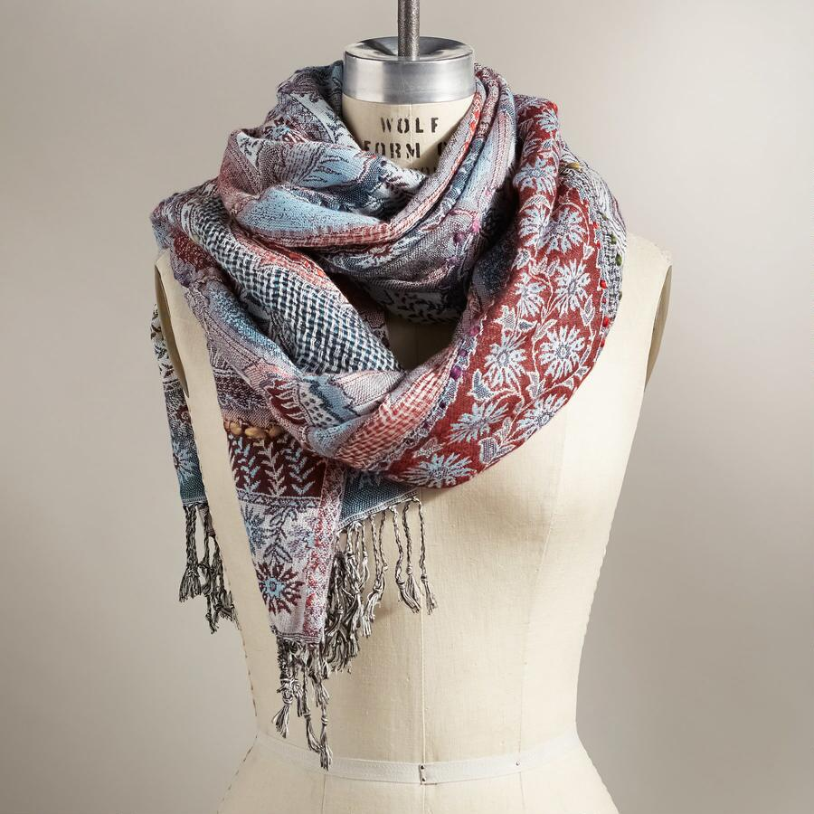 RIVER MUSIC SCARF