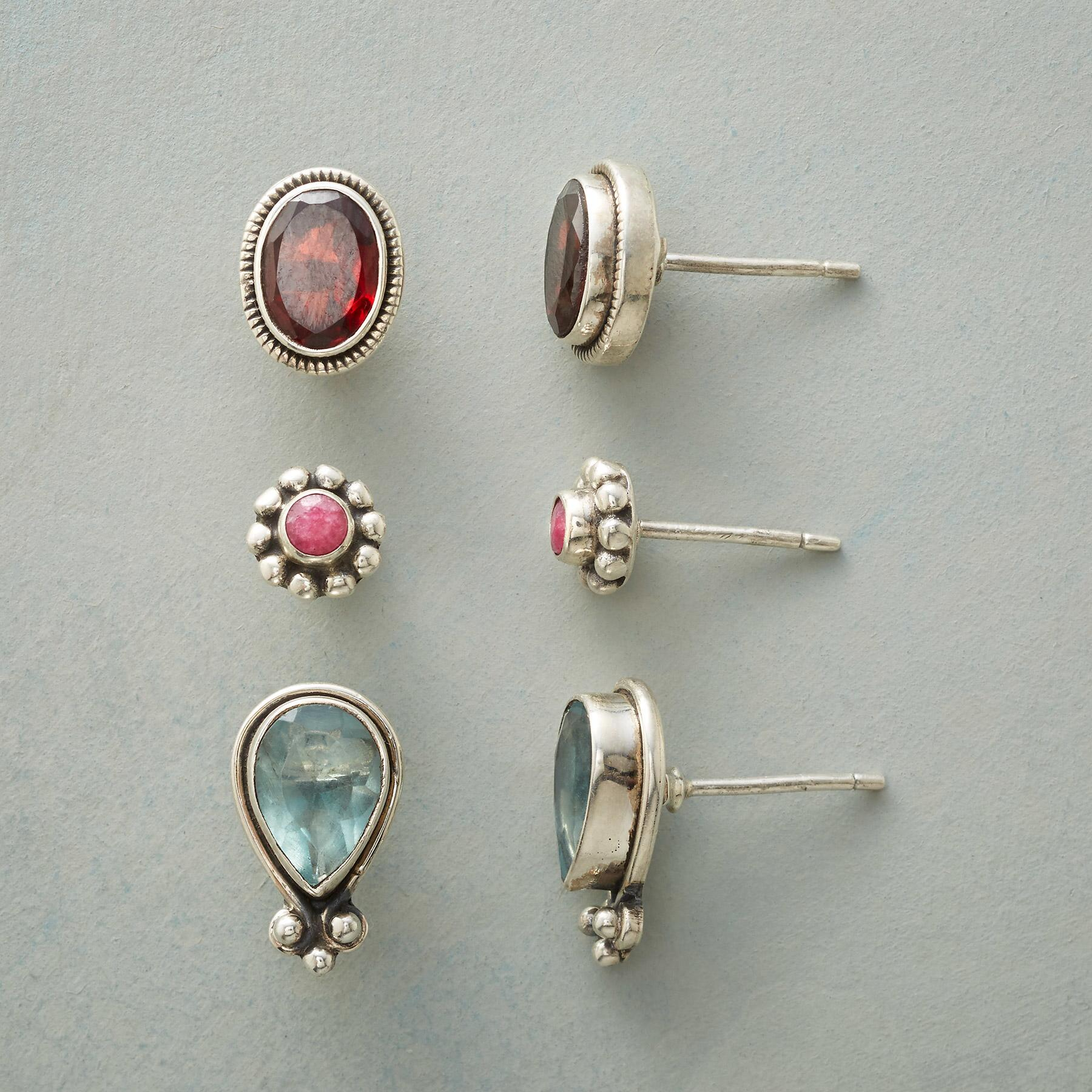 THREE A DAY EARRING TRIO: View 1