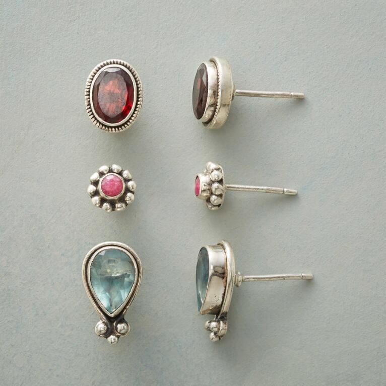 THREE A DAY EARRING TRIO