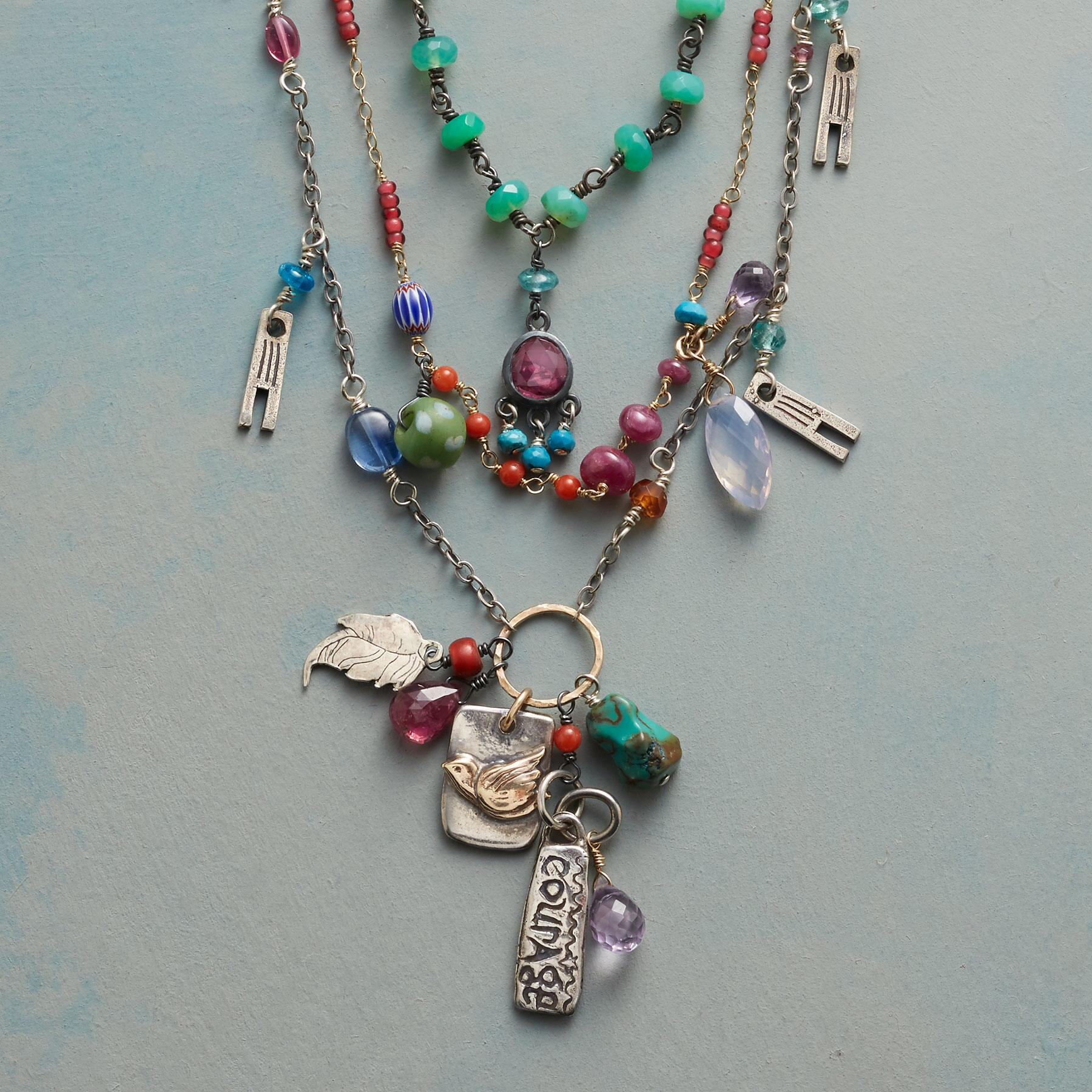 LIFE'S JOURNEY NECKLACE: View 1