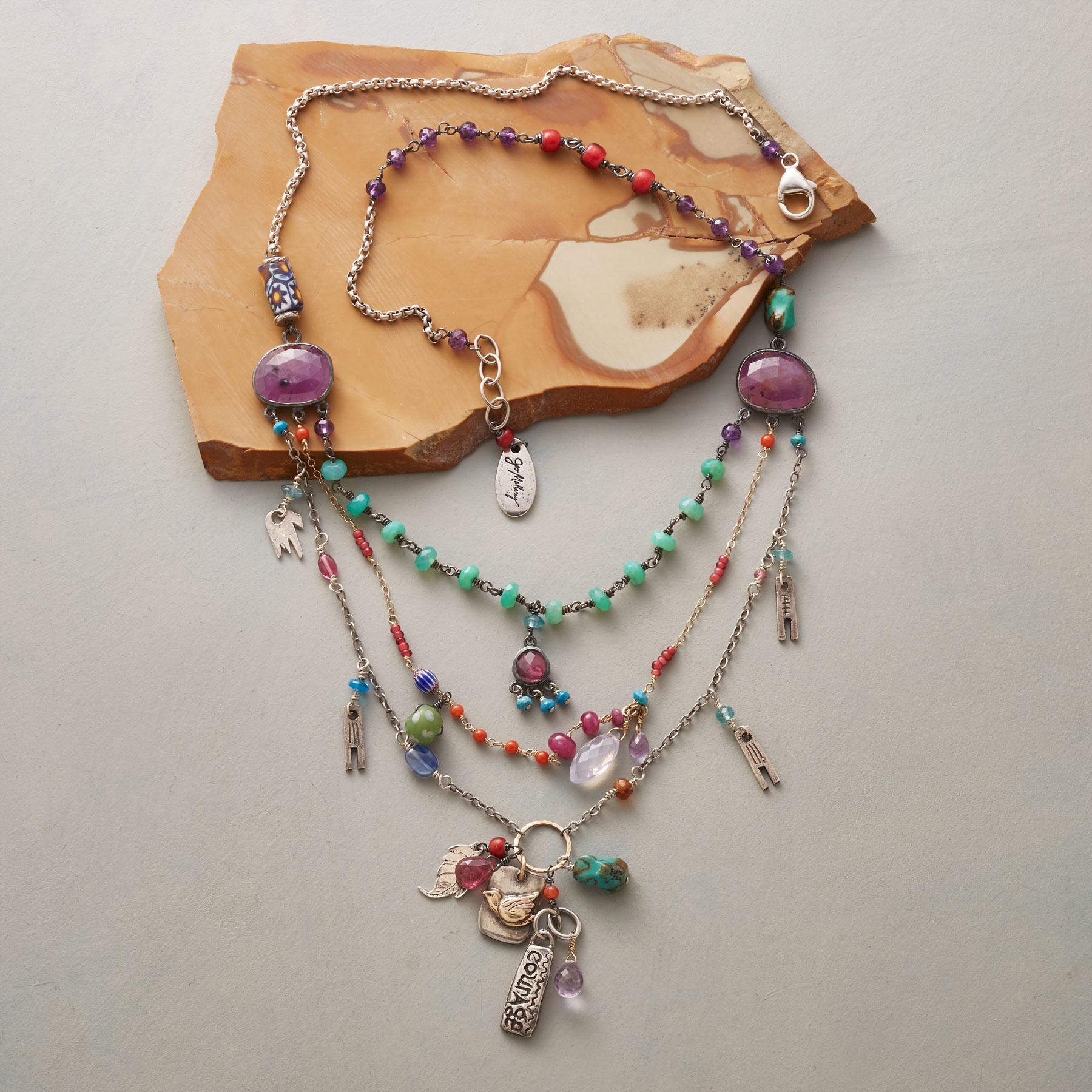 LIFE'S JOURNEY NECKLACE: View 2