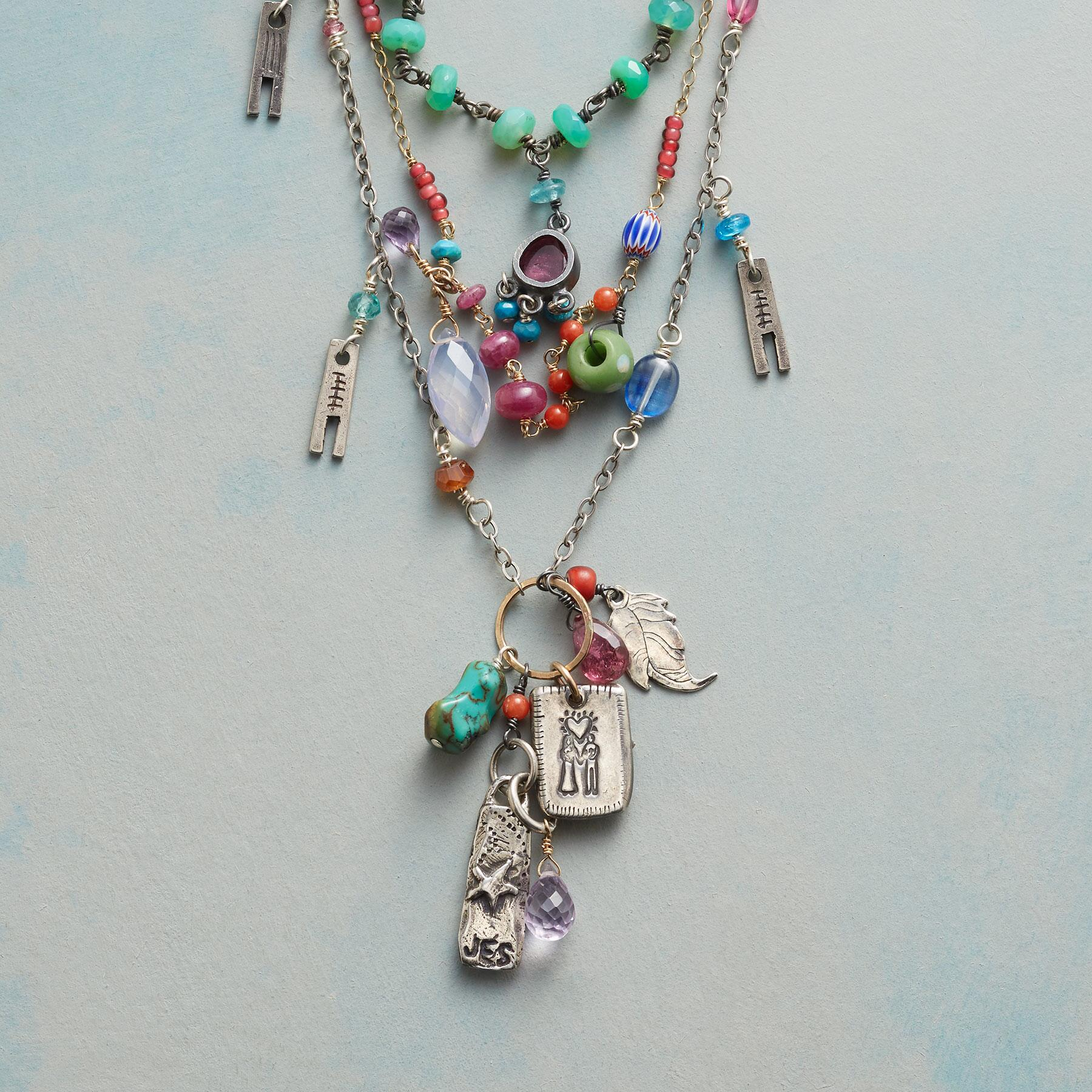 LIFE'S JOURNEY NECKLACE: View 3
