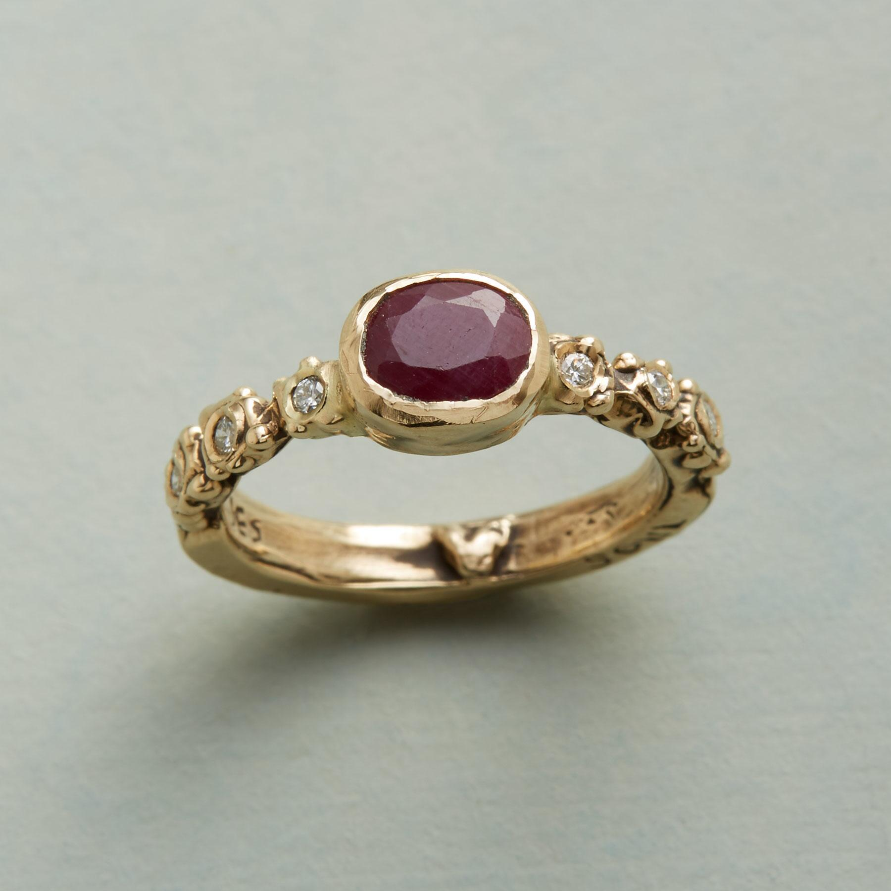 SOUL FIRE RING: View 1