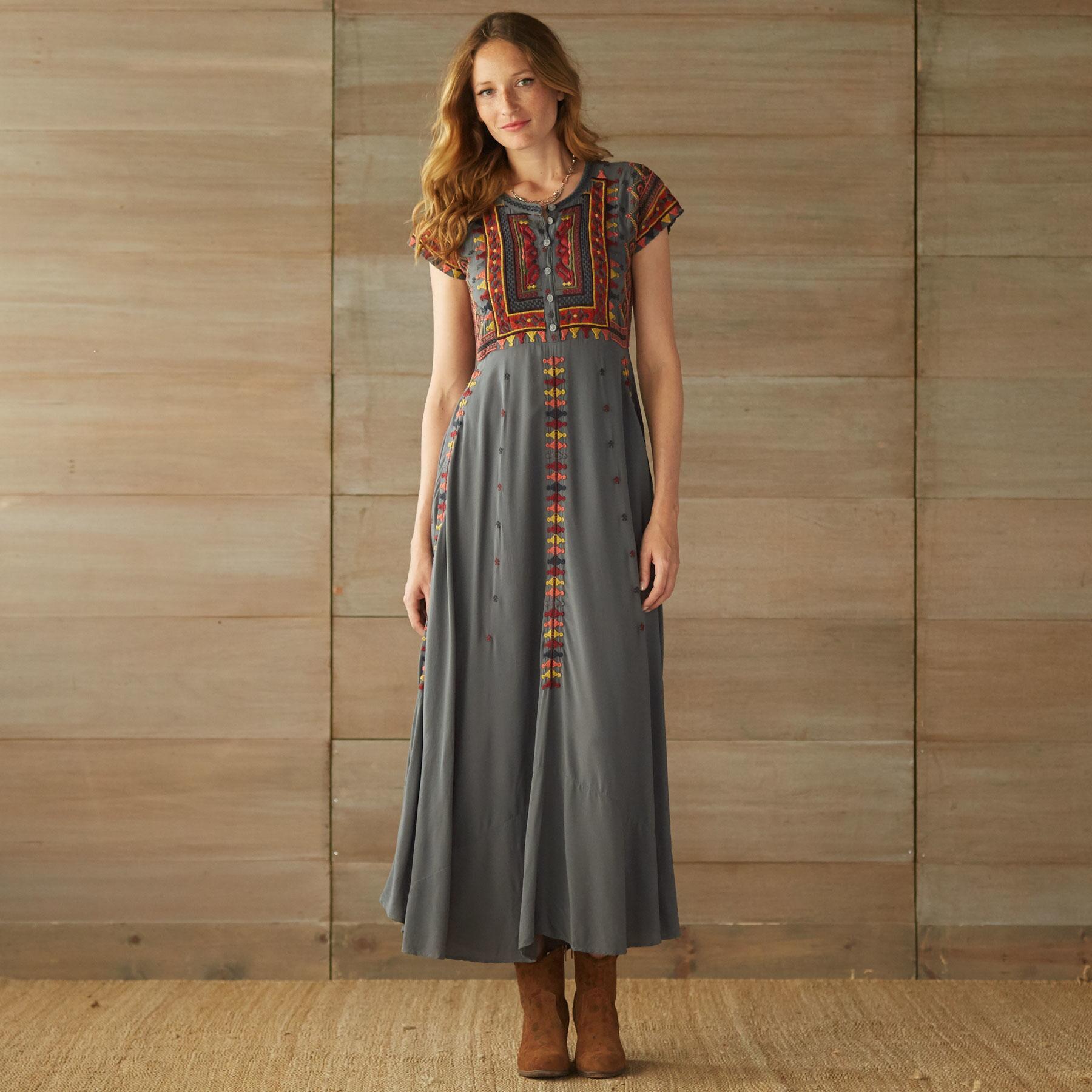 KACHINA DRESS: View 1