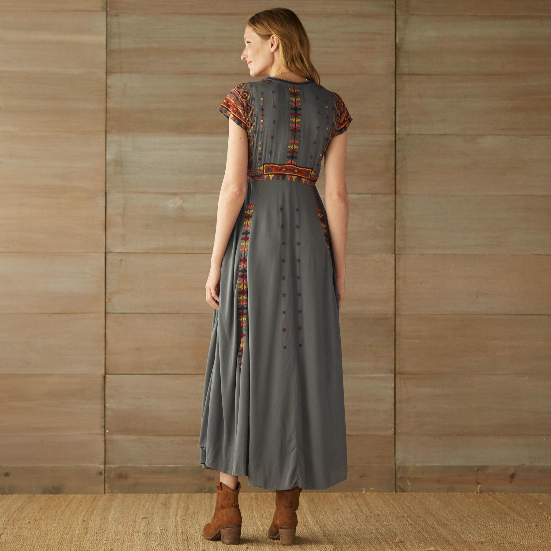 KACHINA DRESS: View 2