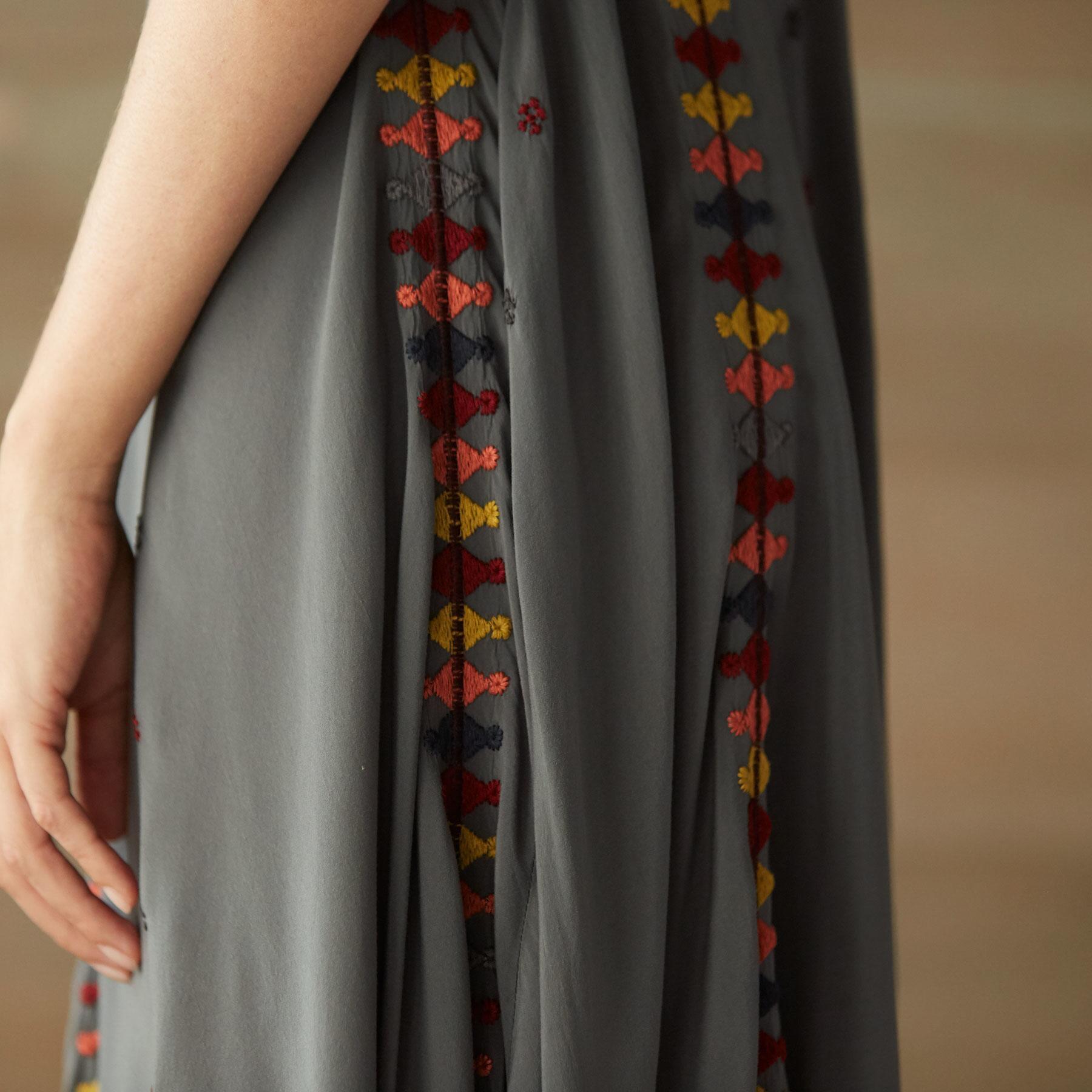 KACHINA DRESS: View 4