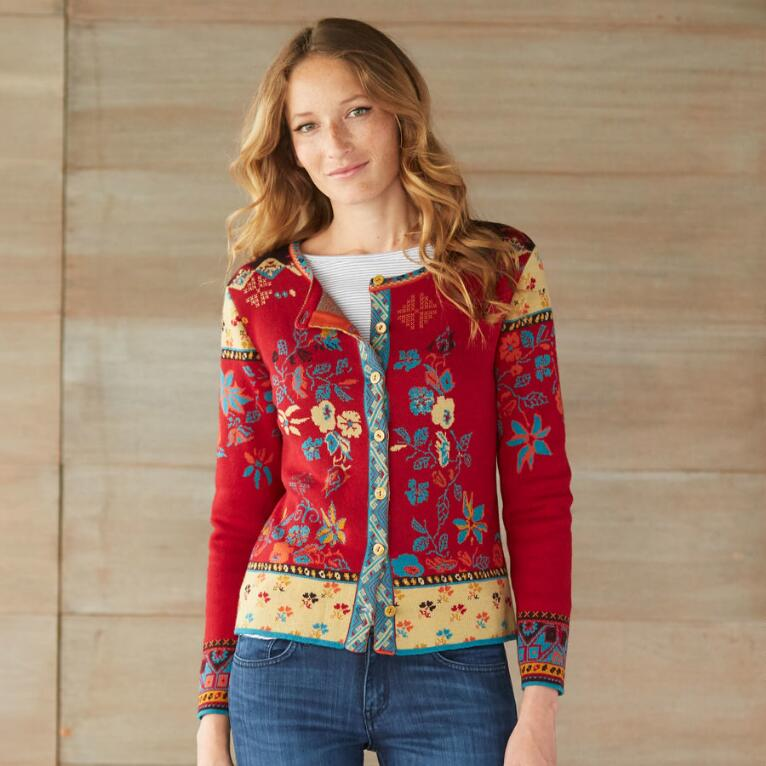 COUNTRY HOUSE CARDIGAN