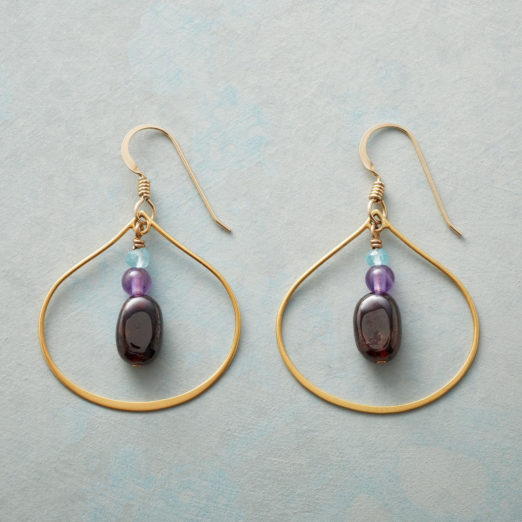 NIGHTSHADE EARRINGS: View 1