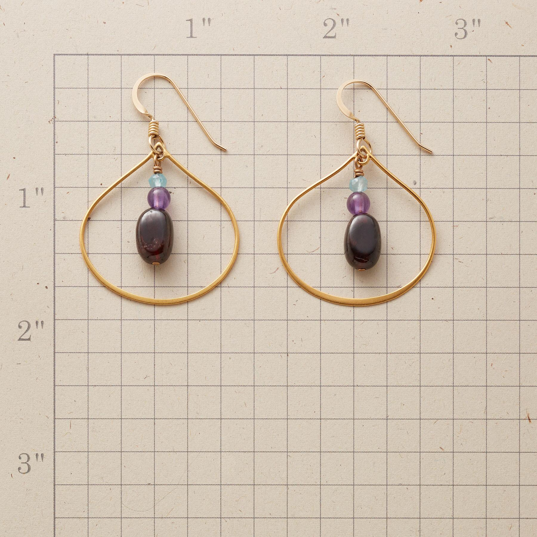 NIGHTSHADE EARRINGS: View 2