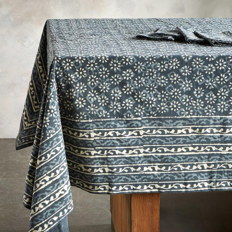 MOONFLOWER TABLECLOTH