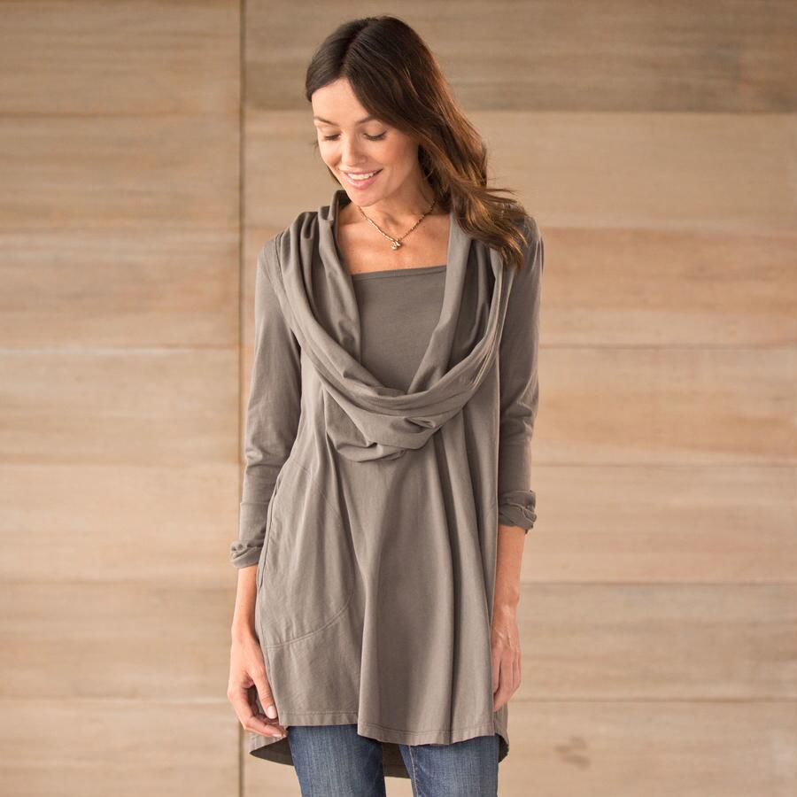 ARTFUL ELEMENTS TUNIC