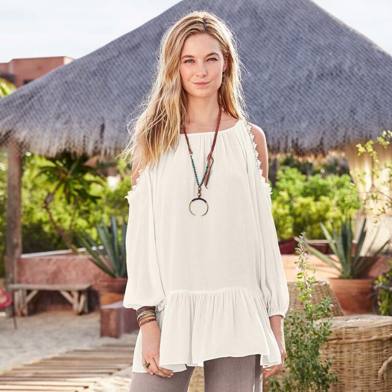GENTLE BREEZE TUNIC