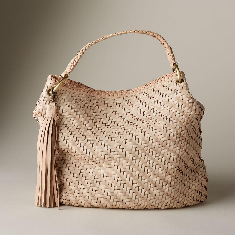 Woven Italian Leather Handbags Top Ing Bags