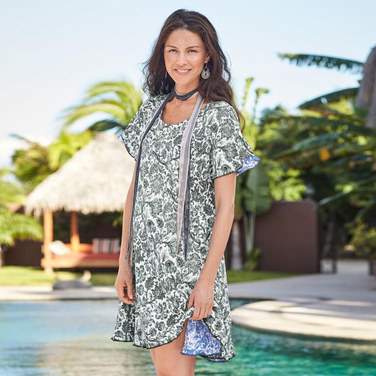 SONDRA REVERSIBLE DRESS