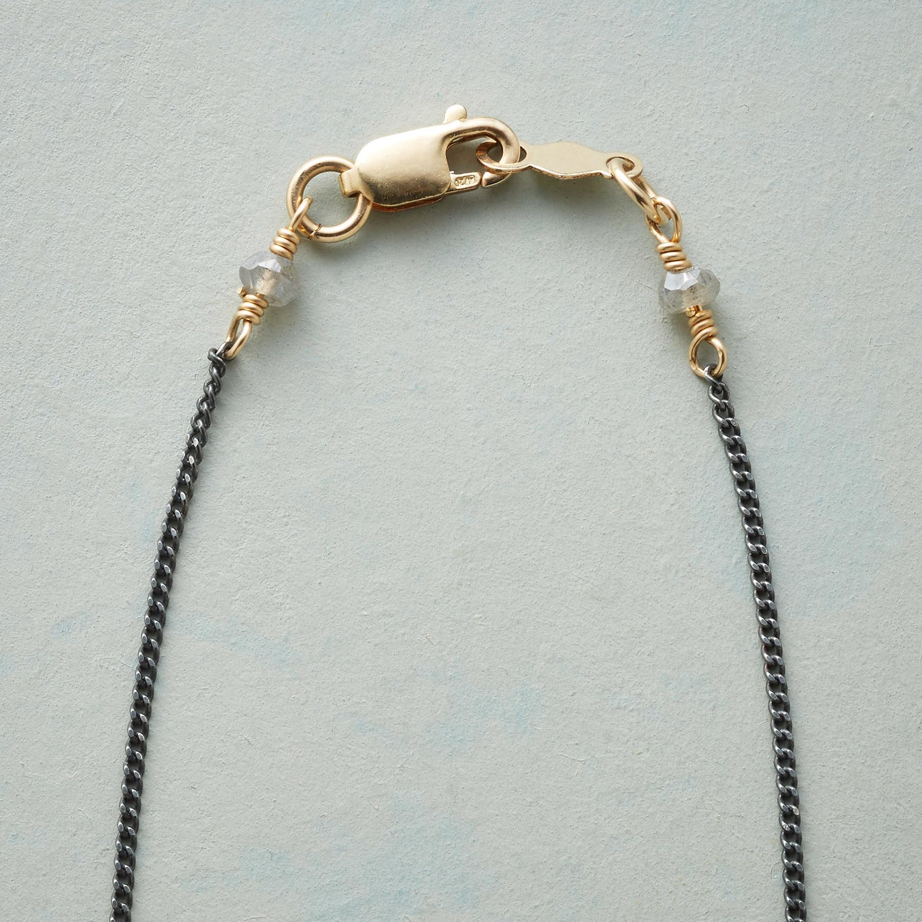 COILED HALO NECKLACE: View 3