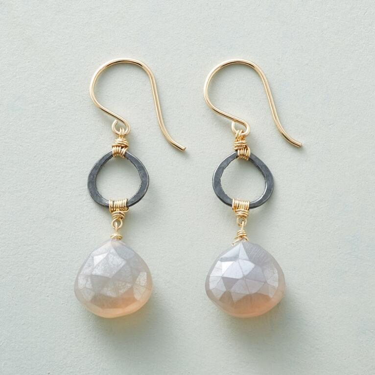 THROUGH THE FOG EARRINGS
