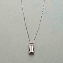 CHAMPAGNE & DIAMONDS NECKLACE