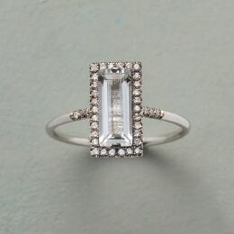 CHAMPAGNE & DIAMONDS RING