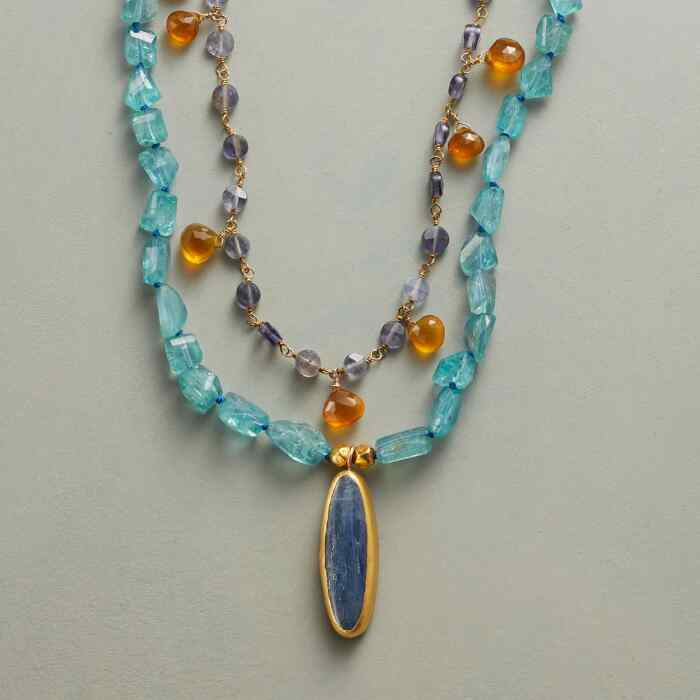 ANCIENT TREASURES NECKLACE