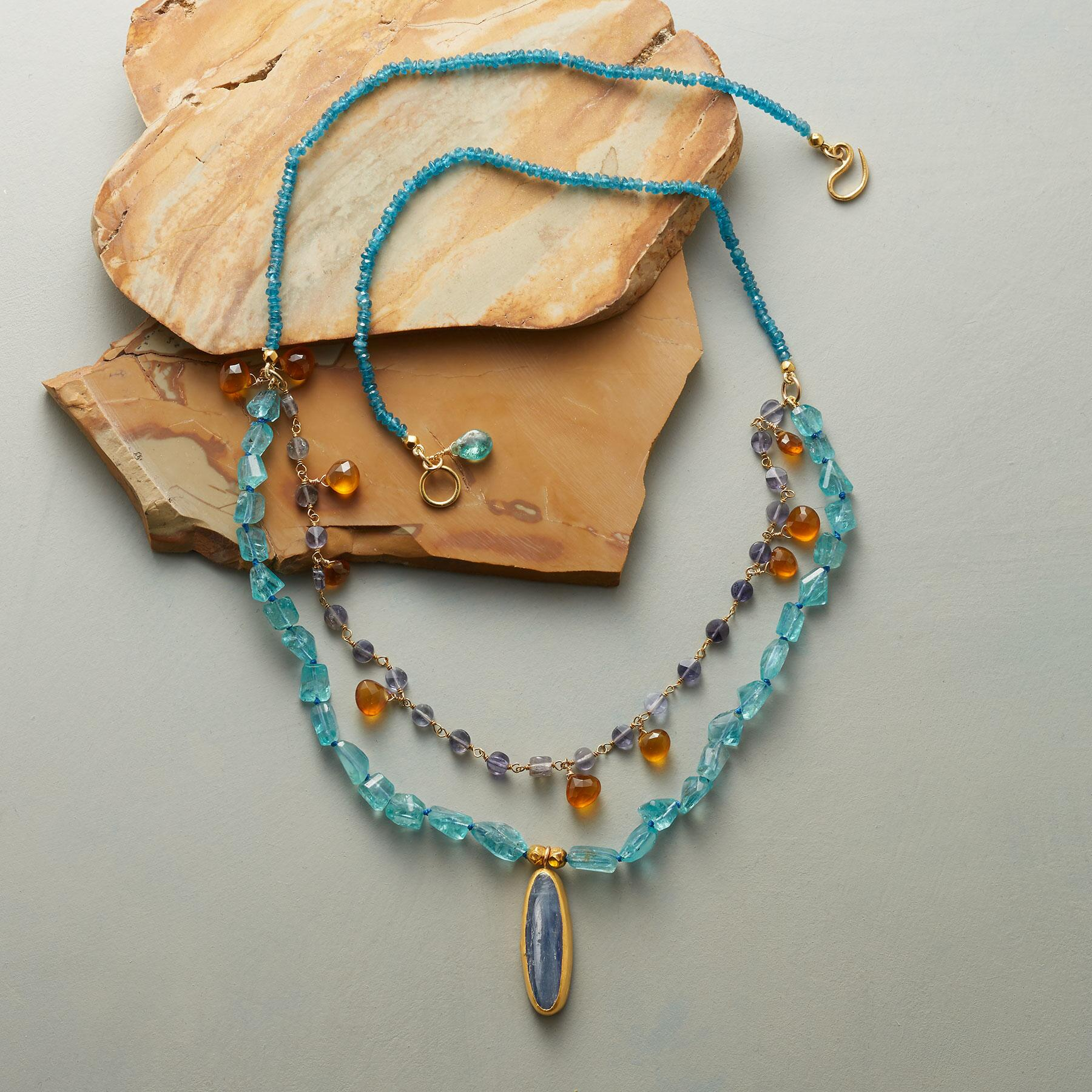 ANCIENT TREASURES NECKLACE: View 2