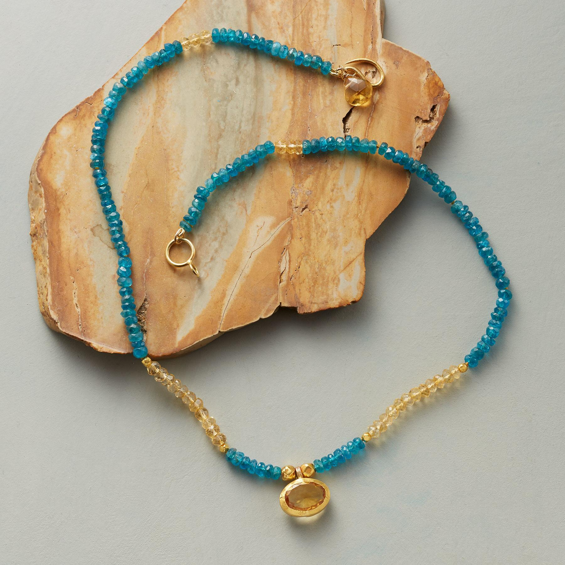SUN AND SHADE NECKLACE: View 2