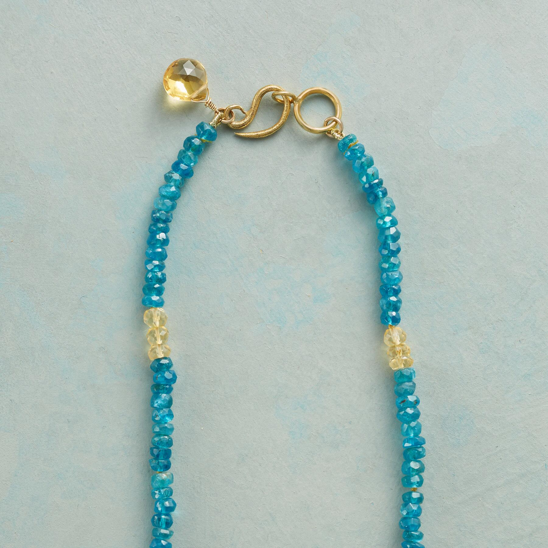 SUN AND SHADE NECKLACE: View 3