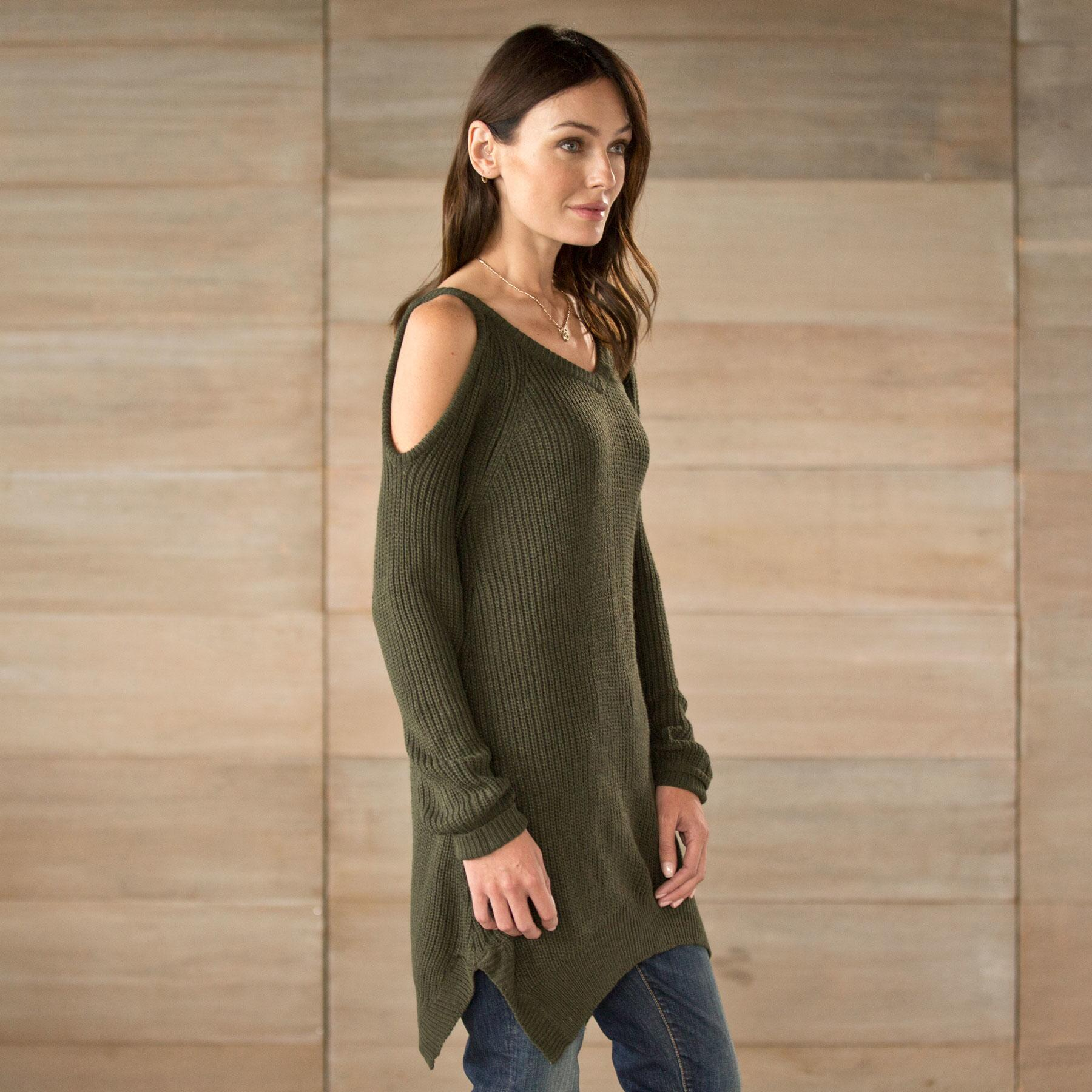 WOODLAND GRACE SWEATER: View 2