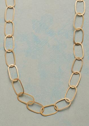 HOOP-LA NECKLACE