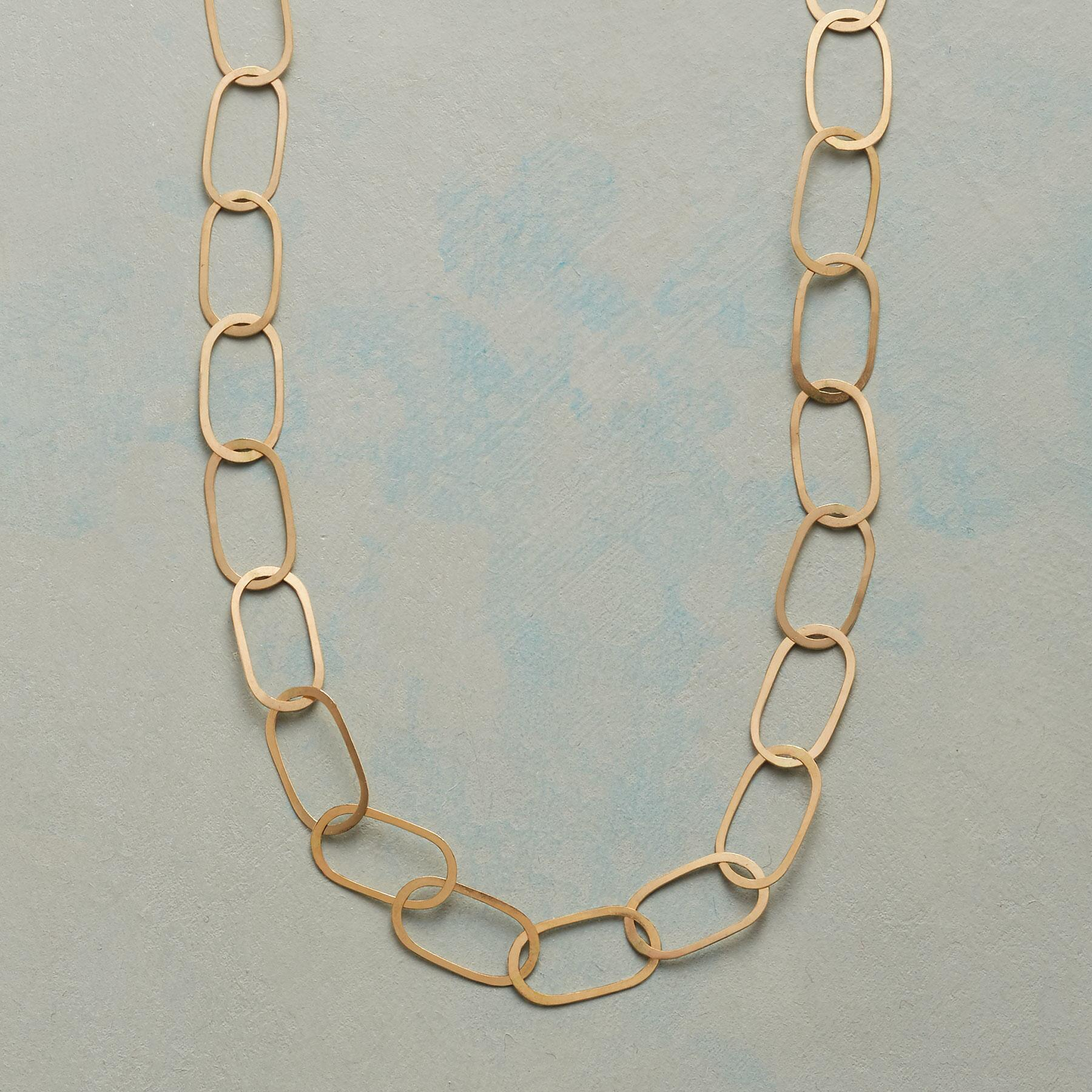 HOOP-LA NECKLACE: View 1