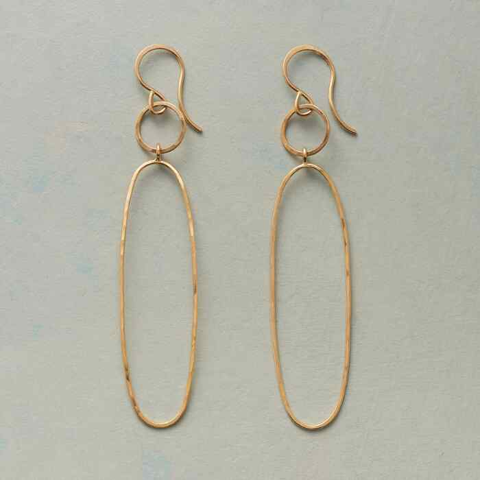HOOPS AND LOOPS EARRINGS