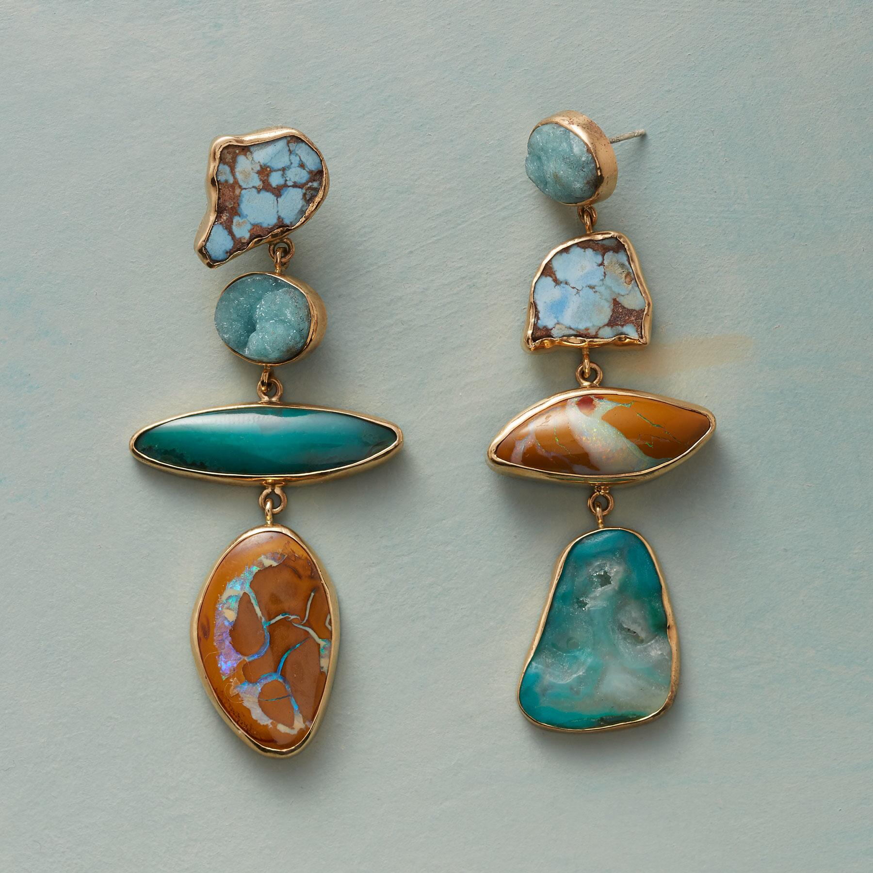 FREE AS THE BREEZE EARRINGS: View 1