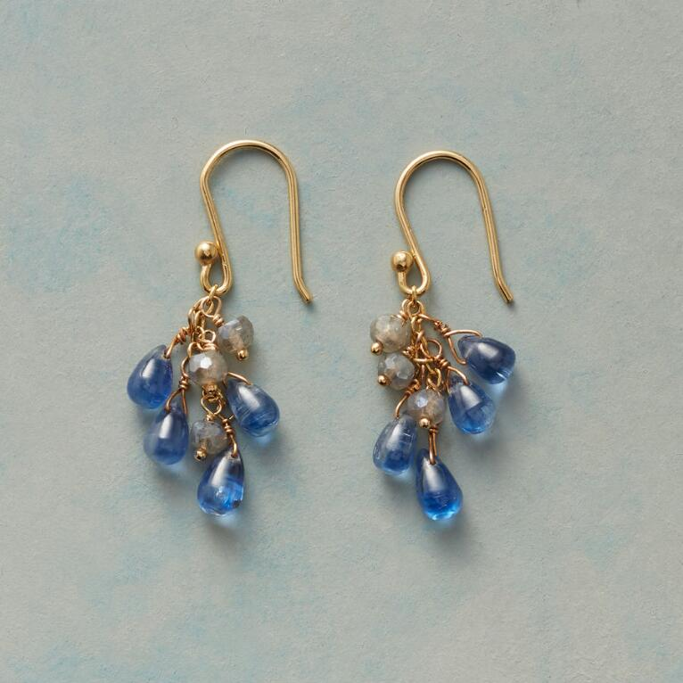 BLUE SKIES AND CLOUDS EARRINGS
