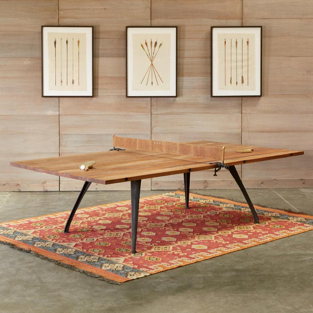Classic Ping Pong Table | Robert Redford\'s Sundance Catalog