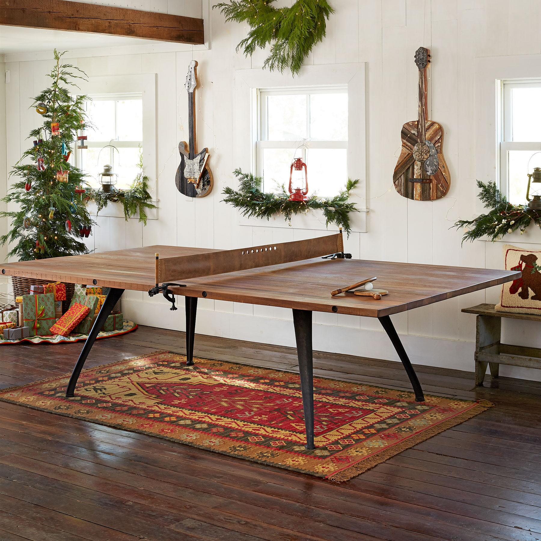 PING PONG TABLE: View 5