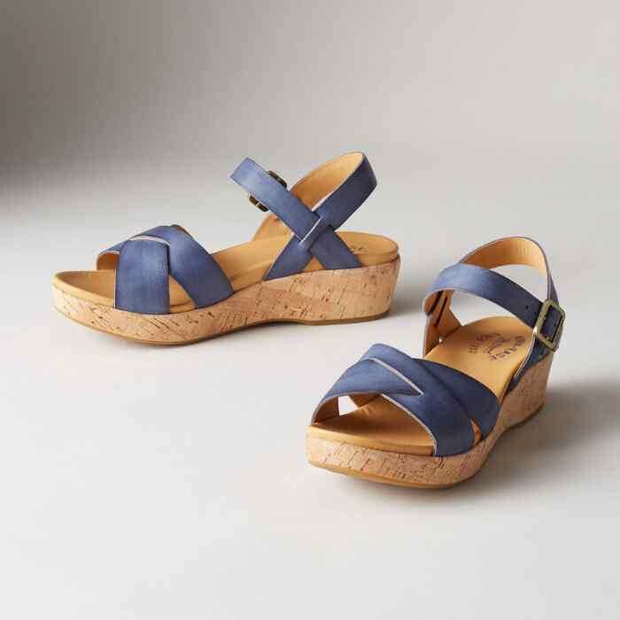 MYRNA 2.0 LEATHER SANDALS