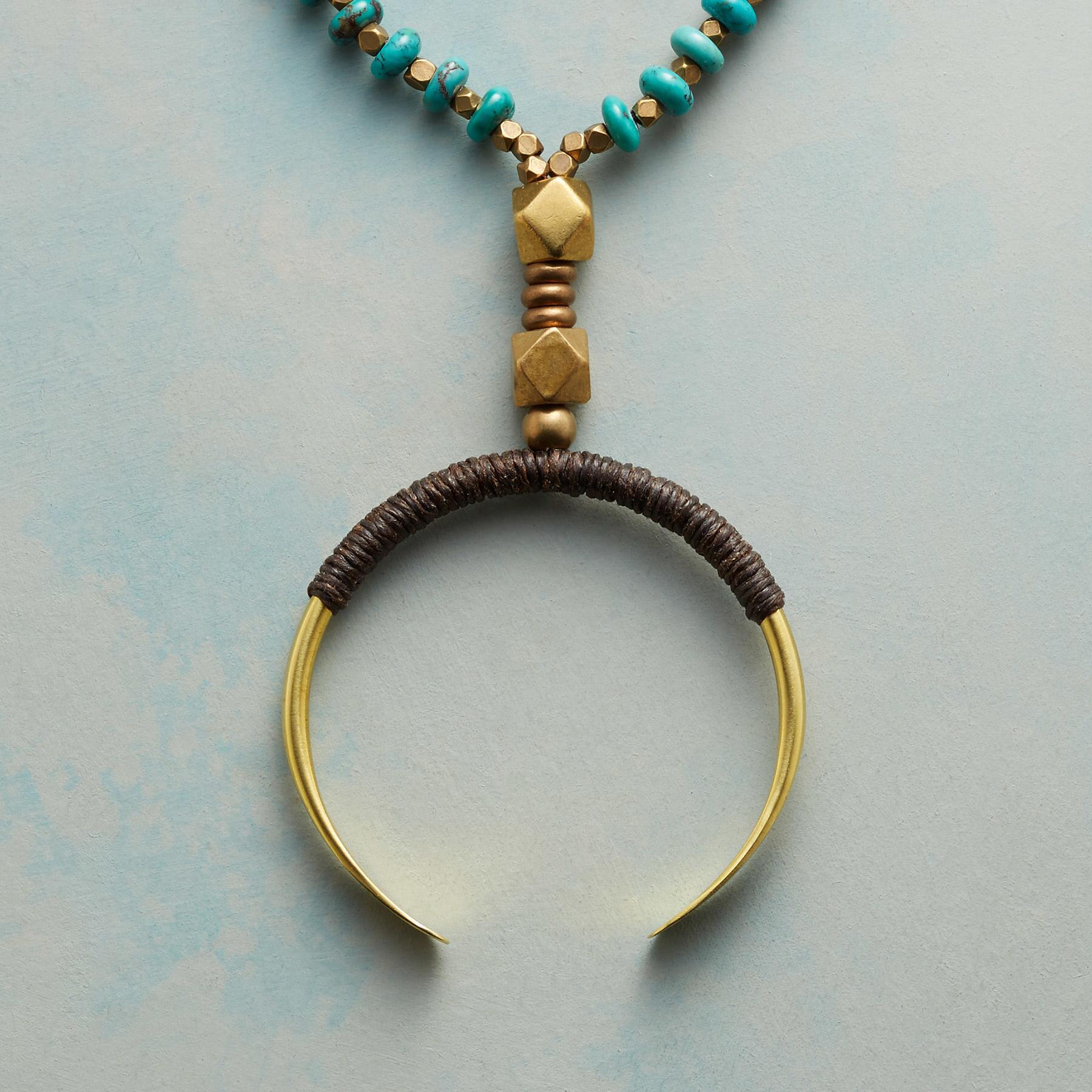 SPIRIT OF THE WEST NECKLACE: View 1
