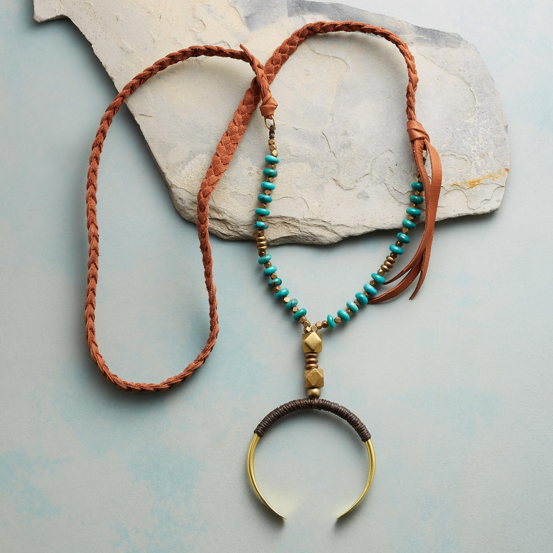 SPIRIT OF THE WEST NECKLACE: View 2