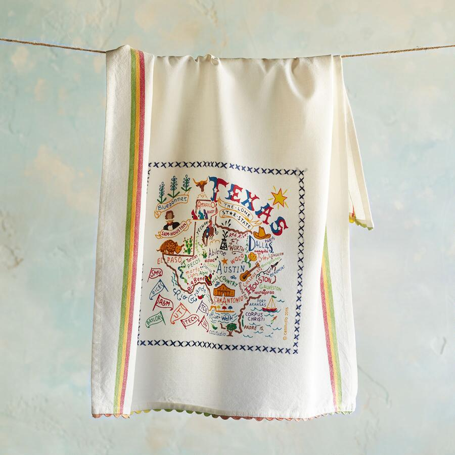 SOUVENIR UNITED STATES TEA TOWEL