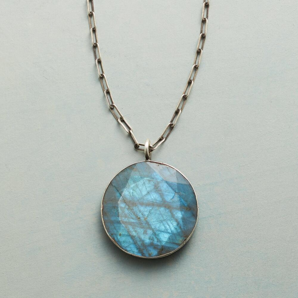 child pendant blue products labradorite ellipse fire